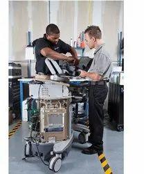Offline Ultrasound Machine Repair Service, For Hospital