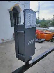 Inbuild Battery Solar Street Light  20 Watt