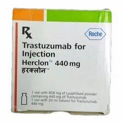 Herclon (Trastuzumab For Injection )