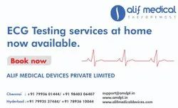 Home ECG Testing Services