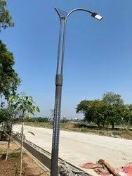 Aluminium Decorative Street Light Pole