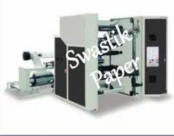 Paper Cup Blank Cutting Machine