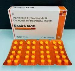 Memantine Hydrochloride & Donepezil Hydrochloride Tablets