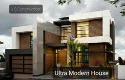 Modern House Construction Service
