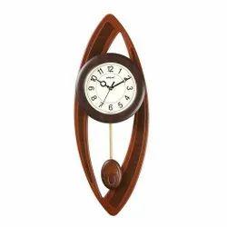 Wooden AQ-2247 Pendulum Wall Clock