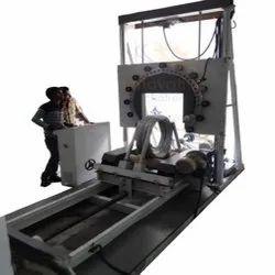 CHQ Wire Wrapping machine