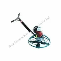 Power Trowel Cum Floater With Electric Motor
