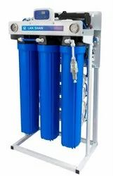 Ro FRP Commercial Reverse Osmosis System, RO Capacity: 50 LPH