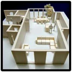 Pvc Architectural Interior Model