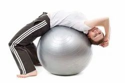 Exercise Ball (Multiple Sizes) For Fitness, Stability, Balance & Yoga Ball