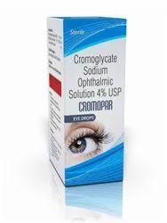 Cromoglycate 4% Sodium Eye Drops