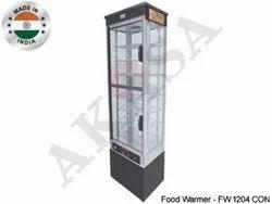 Akasa Indian Food Warmer Hot Case - 6shelf 120Ltr.