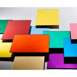 Coloured Mirror Sheets