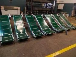 Radheiot Pouch Take Up Conveyor
