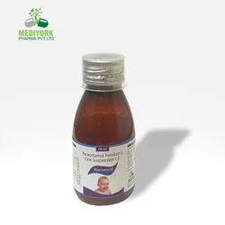 Paracetamol Paediatric Oral Suspension IP