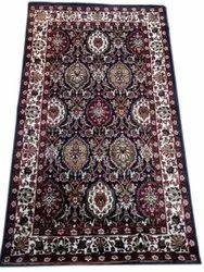 Multicolor Designer Kashmiri Carpet