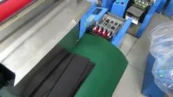 Automatic Rubber Sheet Cutting Machine