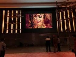 Indoor LED Screen For Banquet Hall