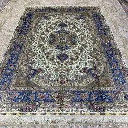 Fancy Art Silk Carpet