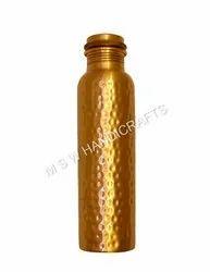 Hammer Copper Bottle