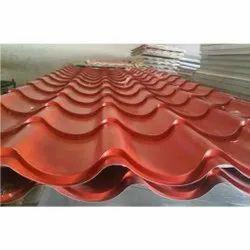 Tile Color Roofing Profile Sheet