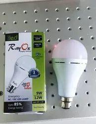 Rechargable bulb