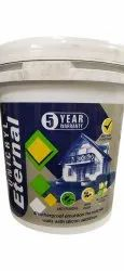 High Gloss White Eternal Weather Proof Exterior Emulsion, For Interior Walls, Packaging Size: 4 Litre