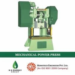 H Frame Power Press Machine