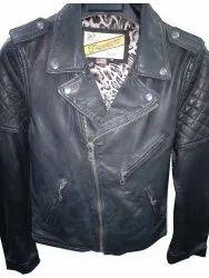 Black Blast Leather Jackets