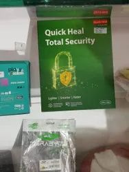 Quick Heal Total Security Services