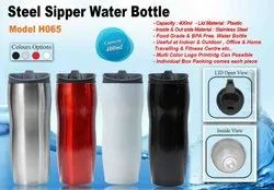 Stainless Sipper Water Bottle