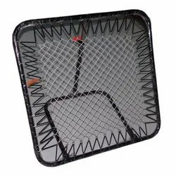RK (100 cm X 100 cm) Football Re Bounder/Ball Pitch & Throwing Practices Cricket Net