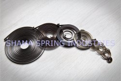 Steel And SS Spiral Springs