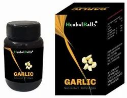 Yellowish Garlic Softgel Capsule, Packaging Type: Bottles , For Commercial