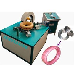 Binding Wire Coil Wrapping Machine