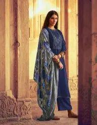Pure Pashmina Silk Suits