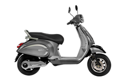 Pure EV Grey Epluto 7G Electric Scooter