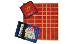 Multicolor Wooden Sudoku
