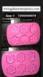 Silicone Flower Mould