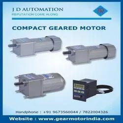 6W AC Geared Motor