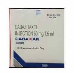 Cabaxan 60 Mg Cabazitaxel Injection