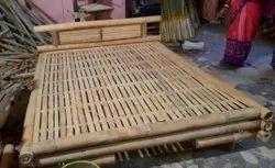 Artkeval Bamboo Bedroom Furniture, For Bedroom, Hotel, Size: Cal King