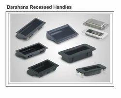Darshana Recessed Handles