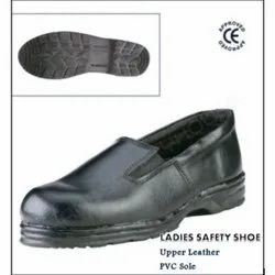 PVC Ladies Safety / Industrial Shoes