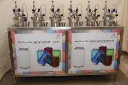 6 x 300 gm Multiform Sample Yarn Dyeing Machine