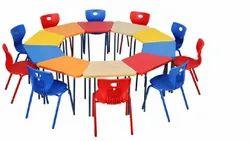 Primary Kids Desk & Chair
