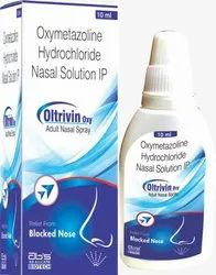 Oltrivin Oxy For Clinical, Packaging: 25 X 10 Ml