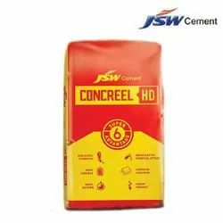 JSW Concreel HD Cement