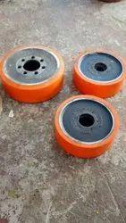 Molded Polyurethane Rollers