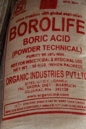 Organic Boric Acid Powder